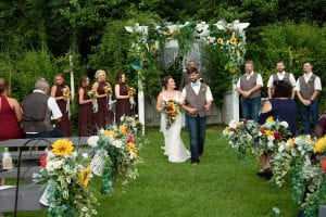 Country Weddings Outdoor Pigeon Forge