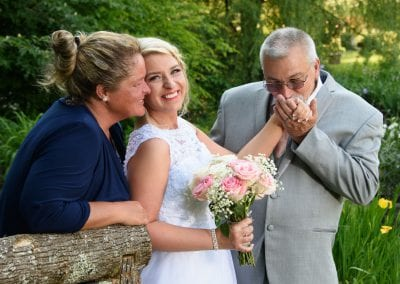 Get married in Pigeon Forge mountains